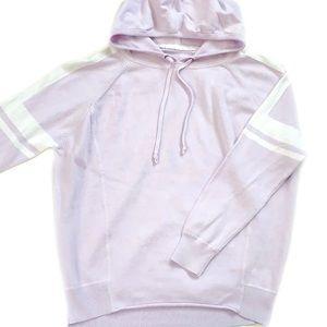 Athleta • Rally Hooded Sweater Lavender